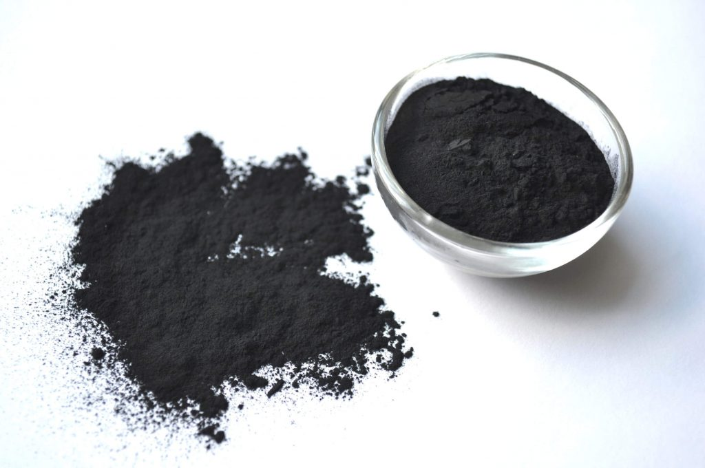 Charcoal Face Masks and Washes